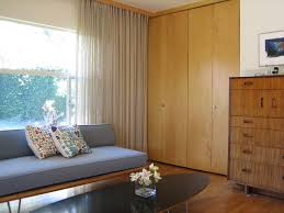 MidCentury Modern Architectural House Modern Bedroom Los - Mid century bedroom furniture los angeles