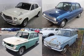 classic mazda for sale classic mazdas up for auction 808 familia 800 1000