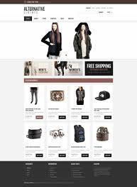 design online clothes website design 46710 alternative clothes online custom website