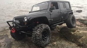 jeep body axial scx10 jeep wrangler jk new bright body 1 youtube