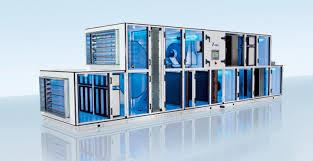 modular unit modular air handling unit 86000 m h x cube trox gmbh