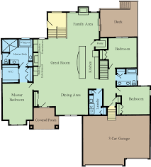 Atrium Ranch Floor Plans by Parade Of Homes 2014 U0027the Summerton U0027 By Summerset Homes