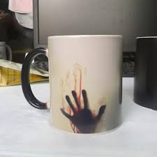 high quality wholesale heat sensitive color changing mugs from