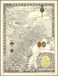 Map New Orleans by The Creole City Of New Orleans David Rumsey Historical Map
