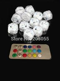 Remote Controlled Lights Aliexpress Com Buy 10pcs Lot Remote Controlled Floralyte