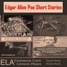 The Masque Of The Red Death Floor Plan by Black Cat Lesson Plan For Teaching Suspense Ela Common Core