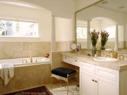 Modern Bathroom Colour Schemes - beige bathroom colour schemes white wall mounted double toilet