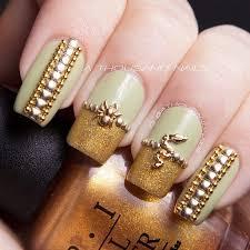 214 best nails gold images on pinterest make up coffin nails