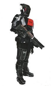destiny costume destiny titan clean by unknownemerald on deviantart