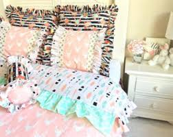 Twin Bedding Sets Girls by Twin Bedding Etsy