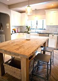 how to build a kitchen island table small kitchen island table homeaccessoriesforus top
