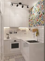 White Small Kitchen Designs Designing For Super Small Spaces 5 Micro Apartments Petits