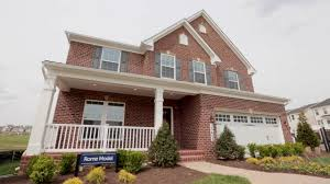 new rome home model for sale at fairwood in bowie md
