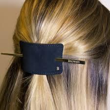 hair barrette luxury hair barrette balmain hair couture