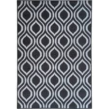 Gray Moroccan Rug Berrnour Home Rose Collection Contemporary Moroccan Trellis Design