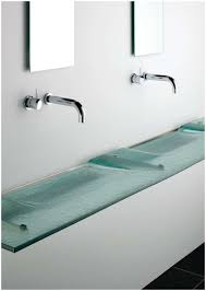 bathroom simplistic under mount bathroom sinks design with