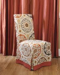 stretch dining room chair covers decor lovely parsons chair slipcovers for your dining room design