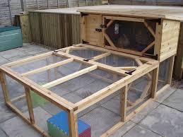 Happy Hutch Company Outdoor Housing Tips U0026 Examples Rabbits United Forum