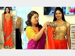 saree draping new styles latest style of saree draping saree draping by dolly jain