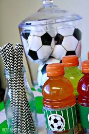 soccer party ideas soccer birthday party ideas here comes the sun