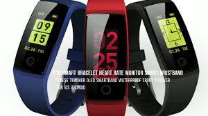 bracelet heart rate monitor images V10 smart bracelet heart rate monitor jpg