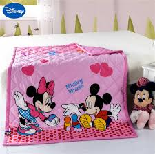 Minnie Mouse Bedspread Set Online Get Cheap Minnie Mouse Crib Aliexpress Com Alibaba Group