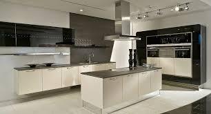küche mit insel l form küche mit insel schwarz weiß