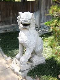 japanese guard dog statues japanese lion dog statue garden statues garden