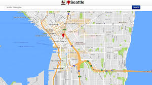 Seattle Topographic Map by Seattle Map Android Apps On Google Play