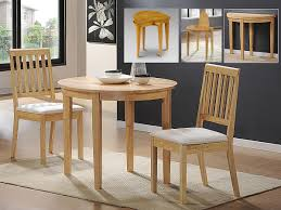 Dining Room Furniture Sets For Small Spaces Compact Dining Space Arrangement With Drop Leaf Dining Table For