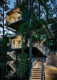 three house the sustainability treehouse mithun archdaily