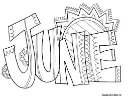 coloring pages for months of the year coloring pages ideas