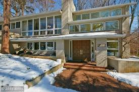Midcentury Modern Homes For Sale - mid century modern homes for sale in northern virginia 10