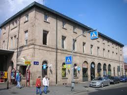 Bad Cannstatt Bahnhof Nebenbahn Schorndorf Rudersberg