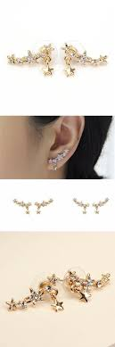 mr t earrings 6mm earrings actual size rhinestone ear stud