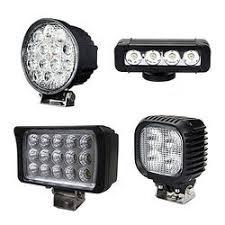led automotive work light hid driving lights vehicle lights led work lights spotlights masai uk