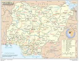 Senegal Map Nigeria Ebola Africa U0027s Response Guinea Liberia Mali