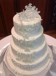 wedding cakes with snowflakes 28 images snowflake wedding cake