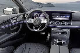 future mercedes interior all new 2018 mercedes benz cls beckons the future