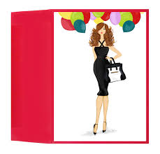 fun funny stylish happy birthday greeting card assortment for