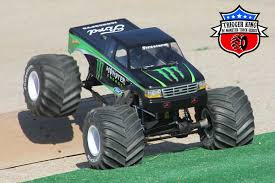 rc monster jam trucks monster energy u2013 pro mod trigger king rc u2013 radio controlled