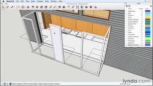 designing the slide out metal frame