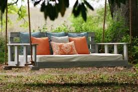 Modern Patio Swing Patio Furniture 31 Rare Outdoor Patio Swing Bed Pictures Concept