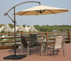 top 10 best offset patio umbrellas in 2017