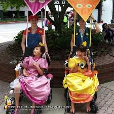 coolest 80 homemade wheelchair costumes to inspire you