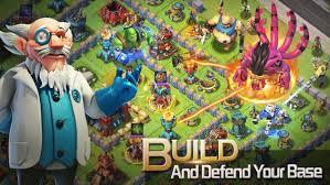 download game coc mod apk mwb clash of zombies 2 heroes game apk download gratis strategi