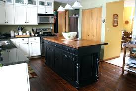 Black Kitchen Island Table Kitchen Island With Seating Smothery Custom Kitchen Island Table