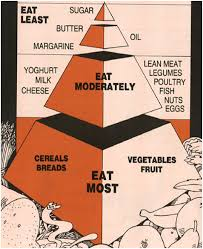 a brief history of the pyramid nutrition australia