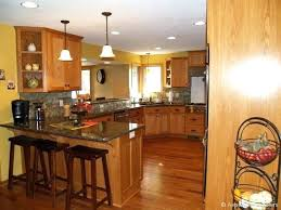 Kitchen Paint Colors For Oak Cabinets Paint Colors For Kitchens With Golden Oak Cabinets