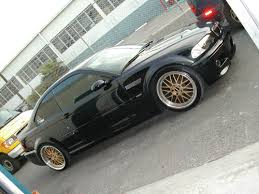 bmw e60 gold bmw e60 with gold rims 5series forums